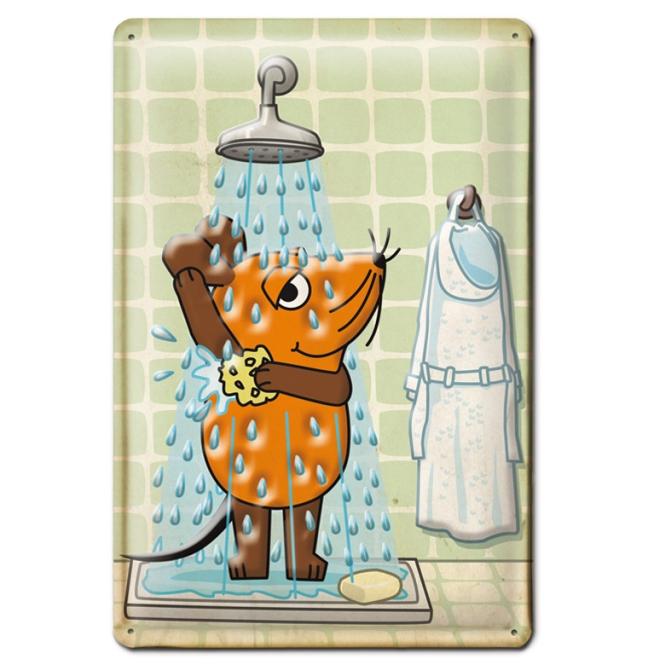 Die Maus - Dusche