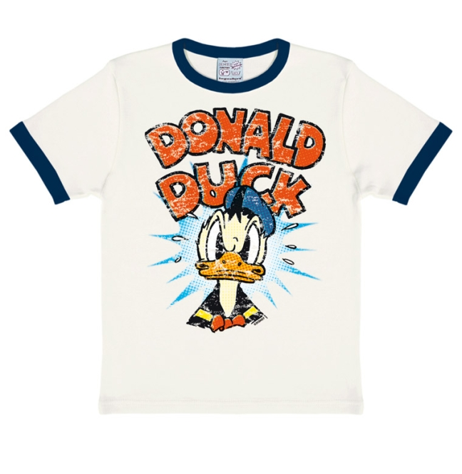 DISNEY - DONALD DUCK + NAME