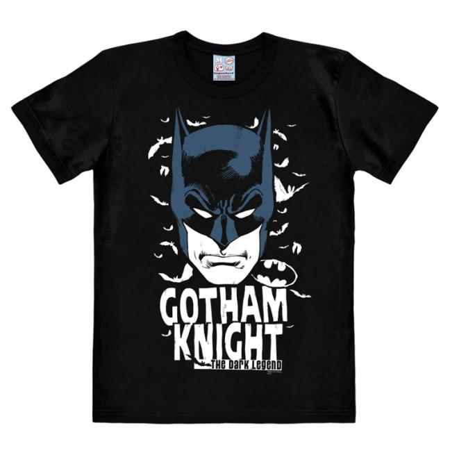 BATMAN - GOTHAM KNIGHT black | L
