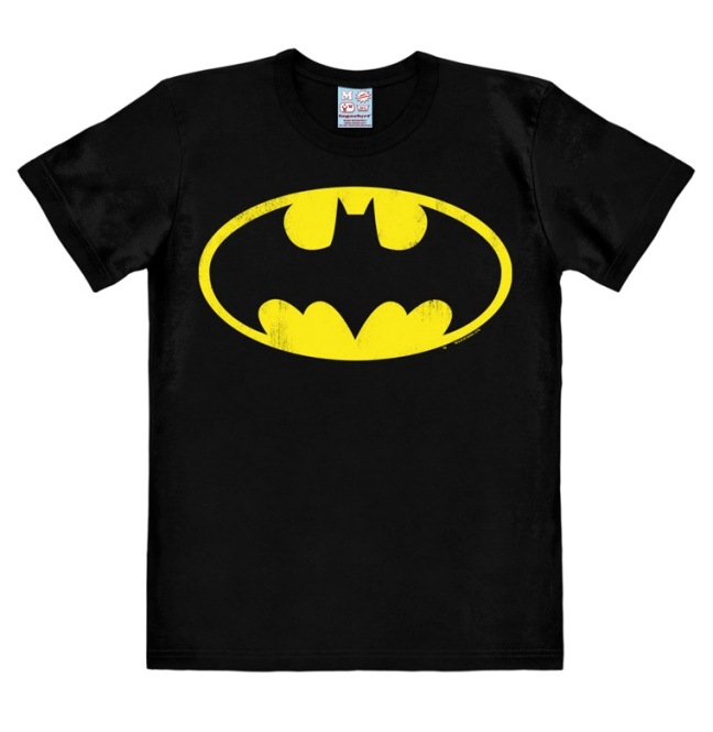 BATMAN - LOGO black | XL