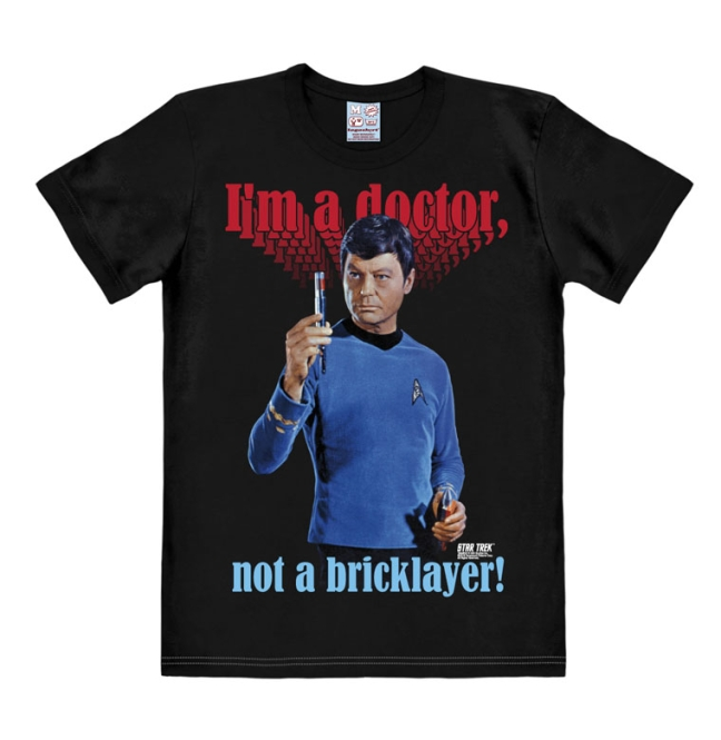 Star Trek - I'm A Doctor Not A