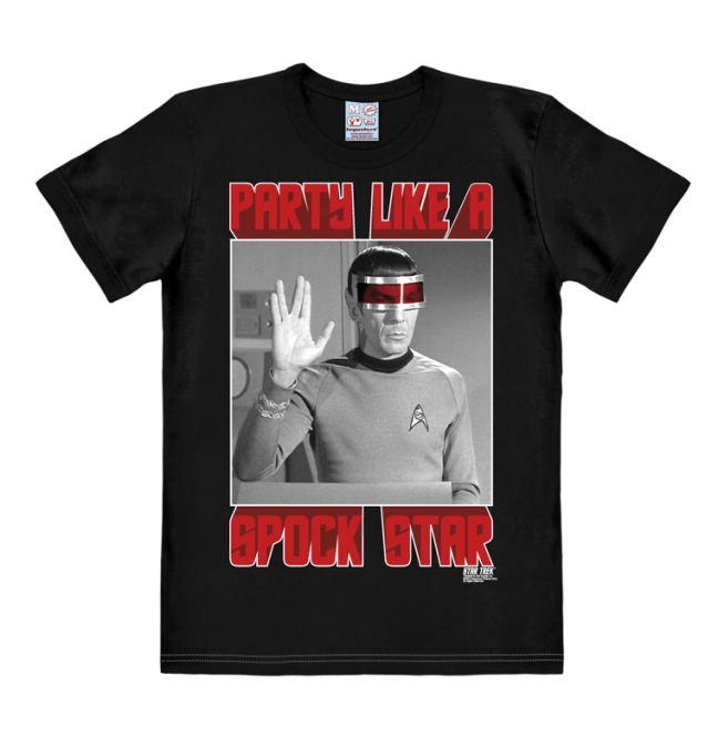 star trek - party like a spock
