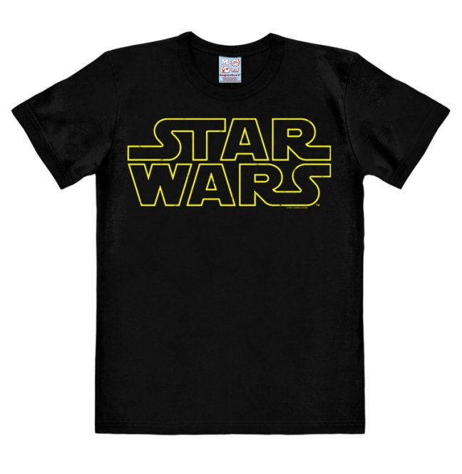STAR WARS - LOGO black | L