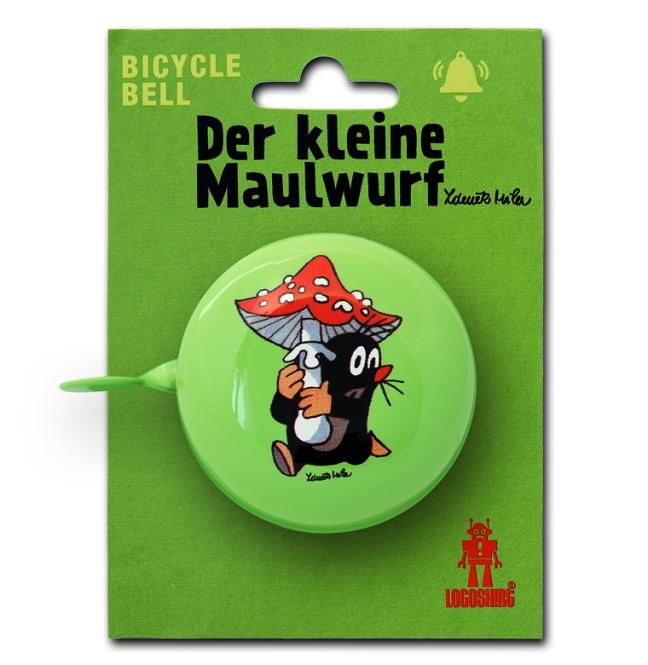 DER KLEINE MAULWURF - PILZ