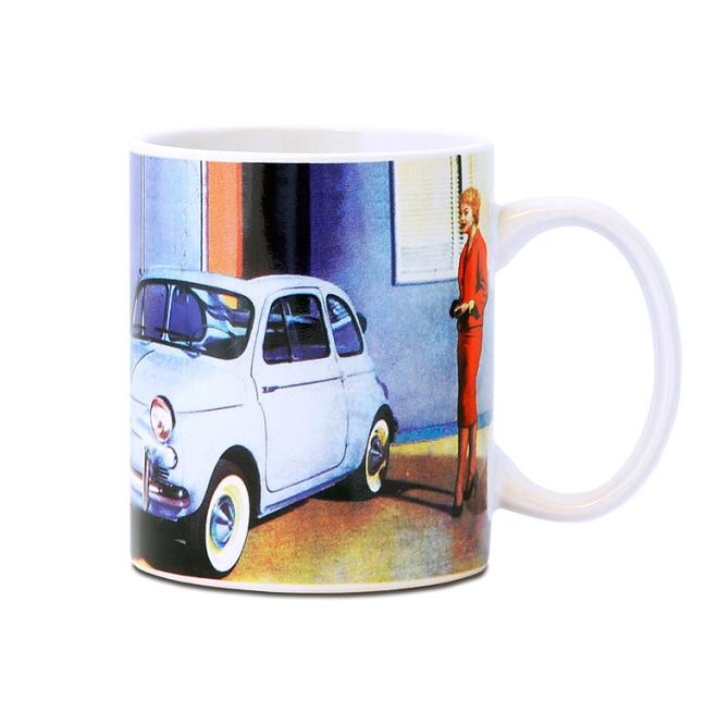 Fiat 500 Kaffeebecher FICE08