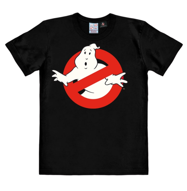 Ghostbusters - Logo black | M