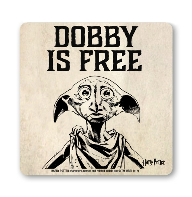 HARRY POTTER - DOBBY IS FREE farbig | OS