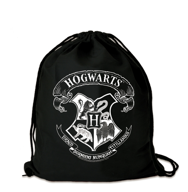 Harry Potter - Hogwarts (white