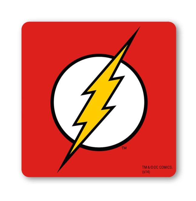 DC - FLASH - LOGO red | OS
