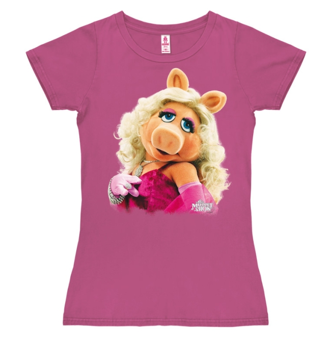 MUPPETS - MISS PIGGY - PORTRAI
