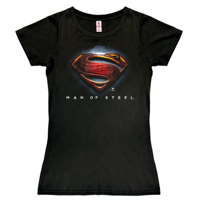 SUPERMAN - MAN OF STEEL - LOGO