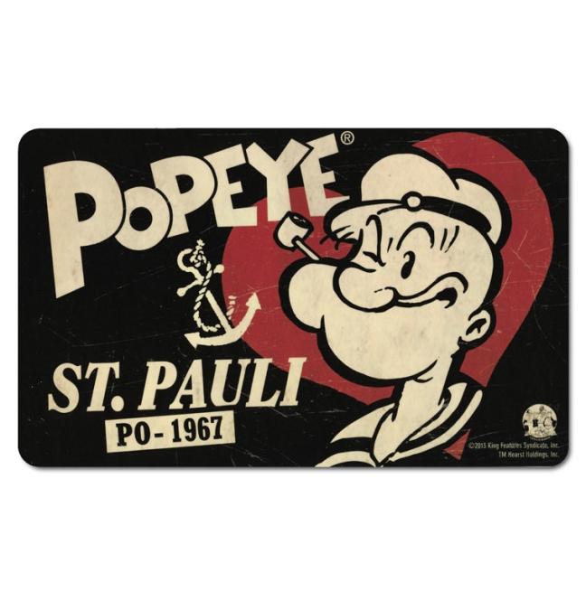 POPEYE - ST. PAULI