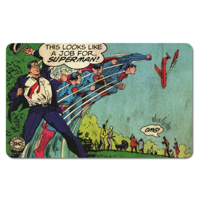 SUPERMAN - A JOB FOR... SUPER