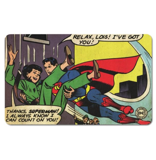 SUPERMAN - THANKS, SUPERMAN!