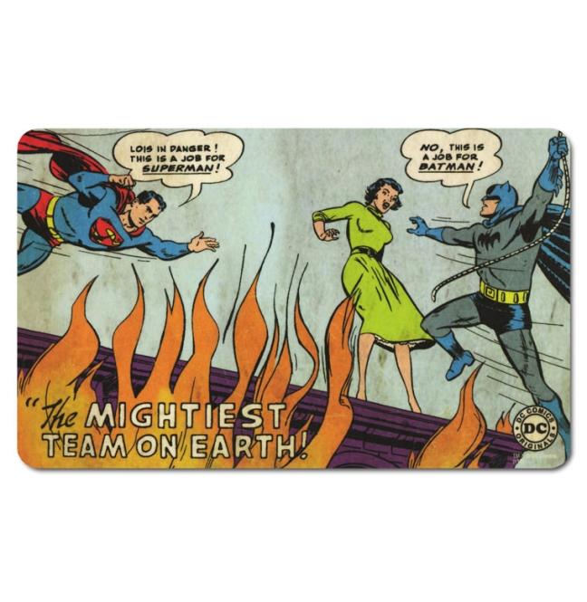 SUPERMAN / BATMAN - MIGHTIEST