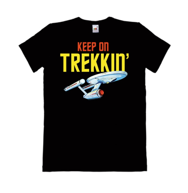 STAR TREK KEEP ON TREKKIN
