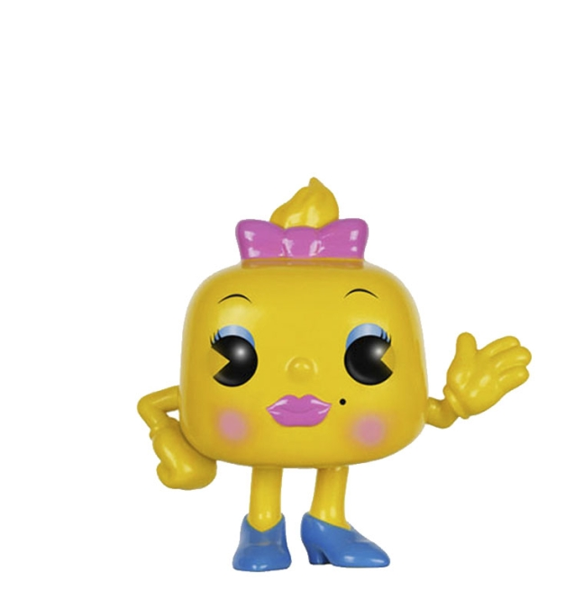 Funko POP! - Pacman - Mrs Pacm