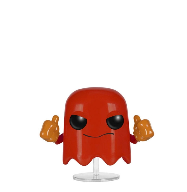Funko POP! - Pacman - Red Gho
