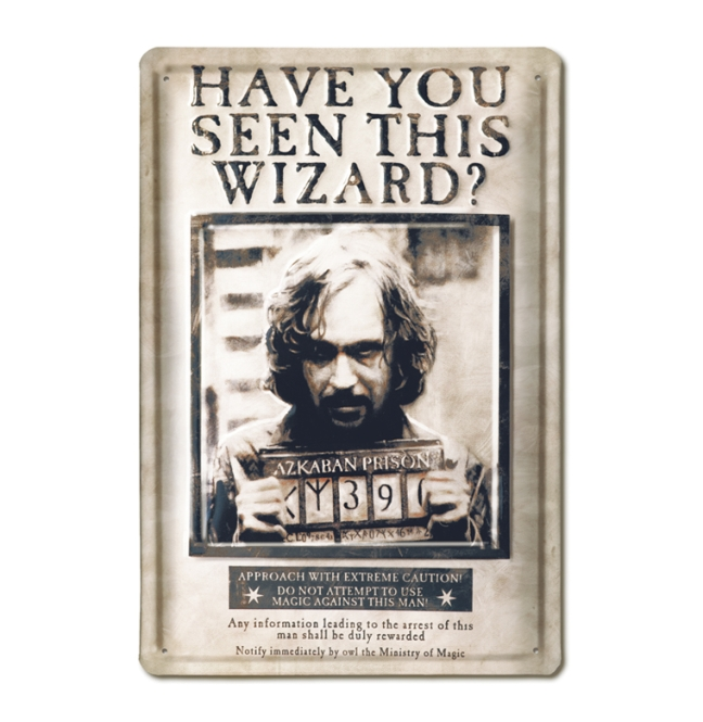 HARRY POTTER - HAVE YOU SEEN T farbig | OS
