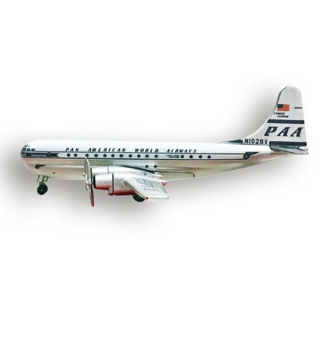 Pan Am Boeing377 Stratocruiser