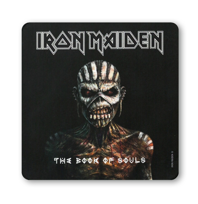 Iron Maiden - The Book Of Soul