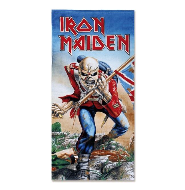 Strandtuch - Iron Maiden - The