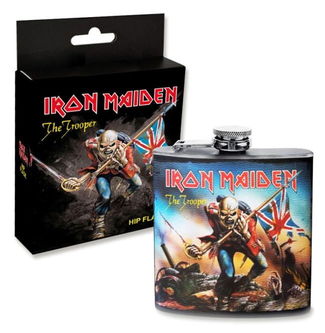 Flachmann - Iron Maiden - The