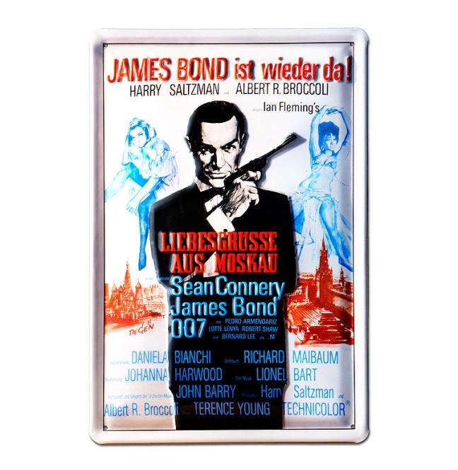 JAMERS BOND - IST WIEDER DA!