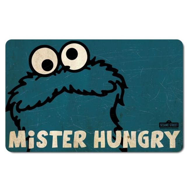 Ses. St. - Cookie Mon. - Mr. H