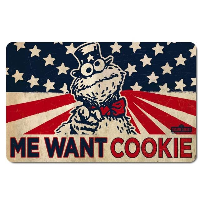 Ses. St. - Cookie Mon. - Me Wa