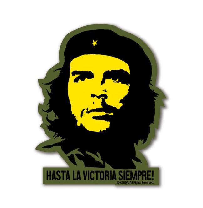 Che Guevara farbig | OS
