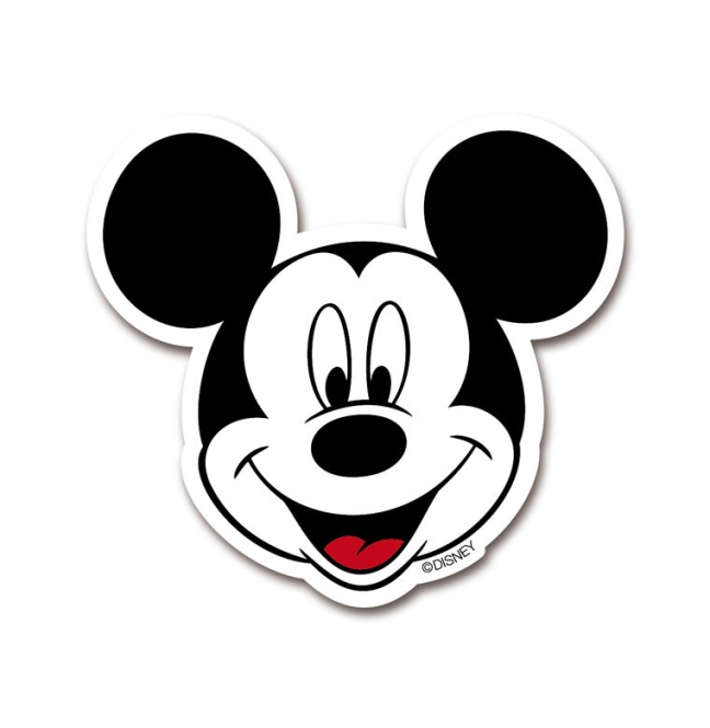 Disney - Mickey Mouse Portrait farbig | OS