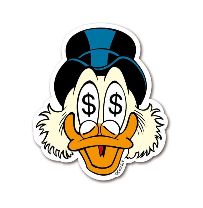 Disney - Uncle Scrooge