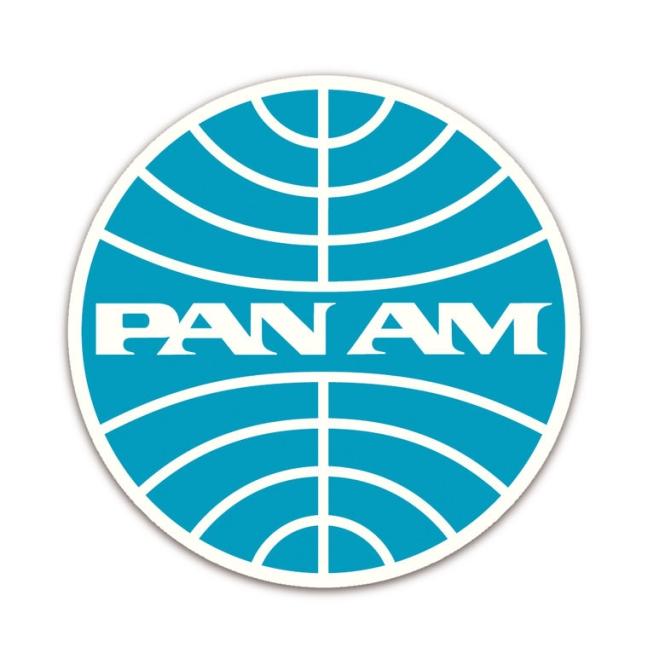 Pan Am Globe farbig | OS