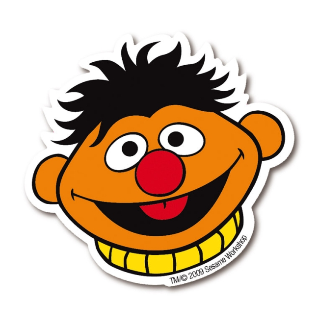Sesame St. - Ernie