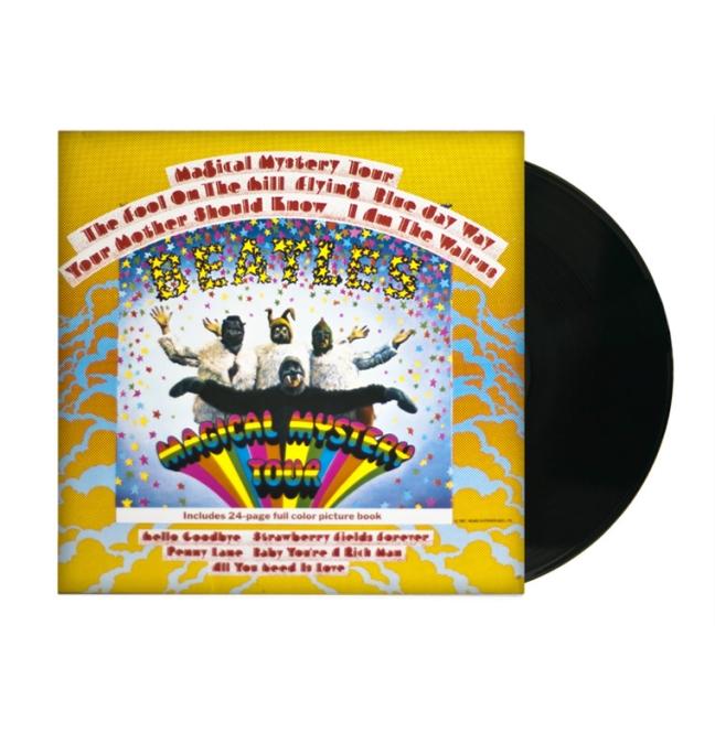 LP - BEATLES MAGICAL MYSTERY