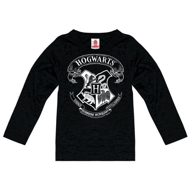 Harry Potter-Hogwarts Logo whi