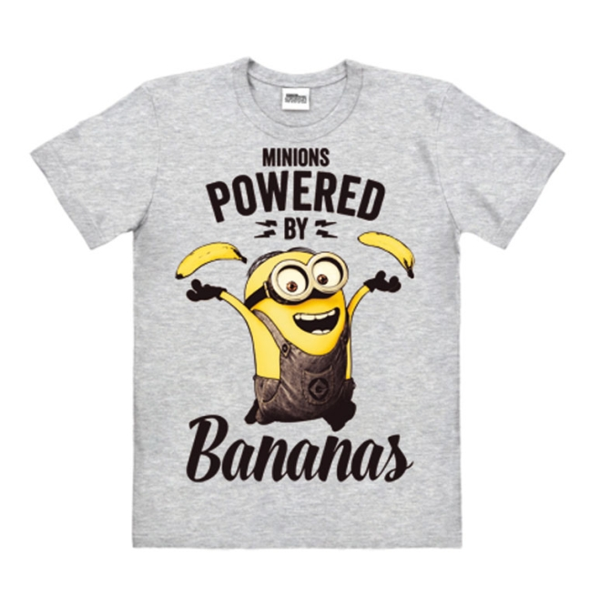 Minions - Powered By Bananas