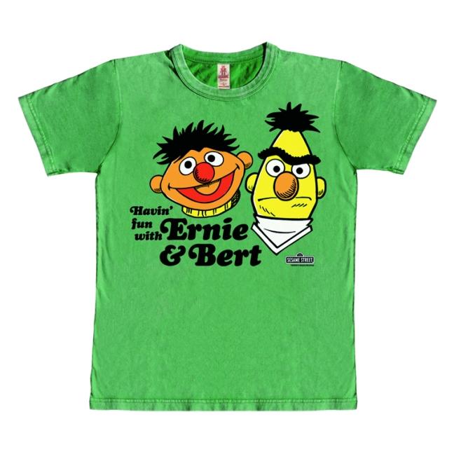 SESAME ST. - ERNIE AND BERT -
