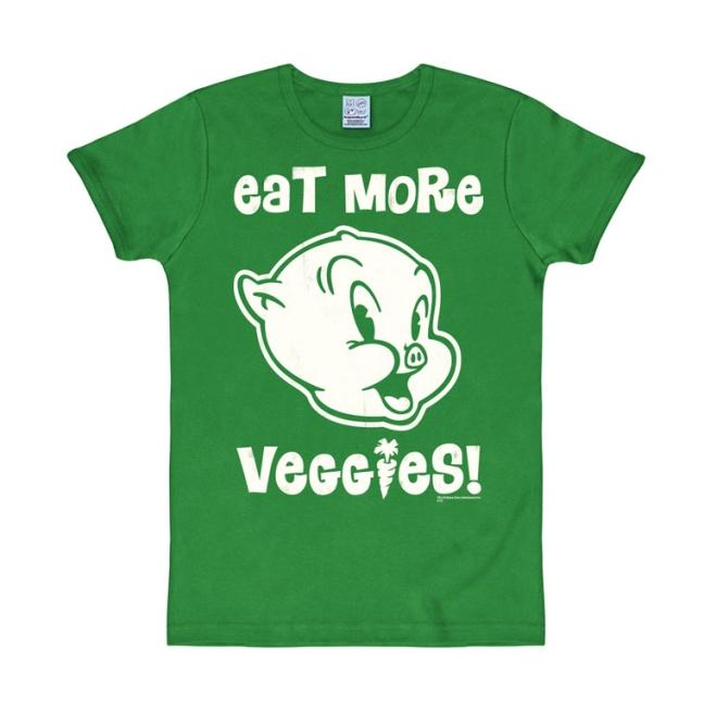 LOONEY TUNES-EAT MORE VEGGIES