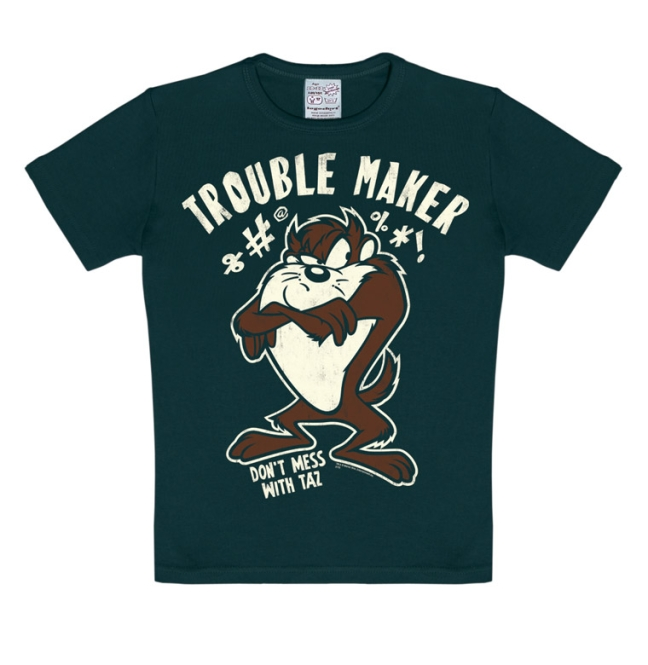 LOONEY TUNES - TROUBLE MAKER black | 122