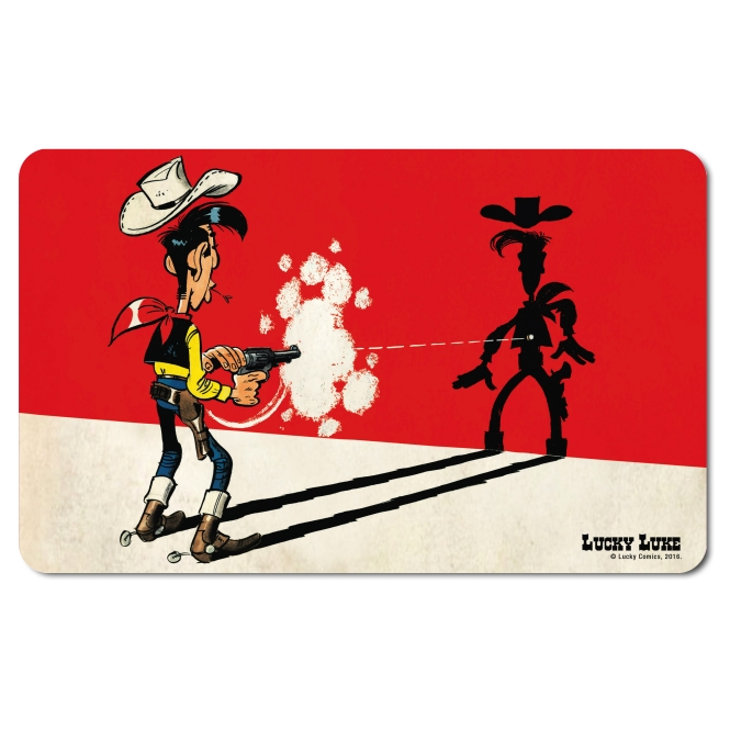 Lucky Luke - Faster Than His farbig | OS