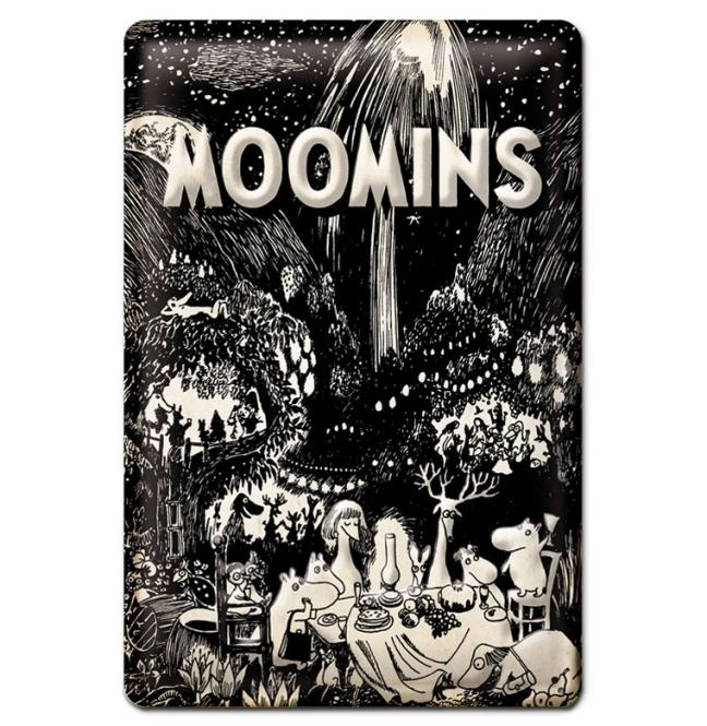 MOOMINS - GARDEN PARTY