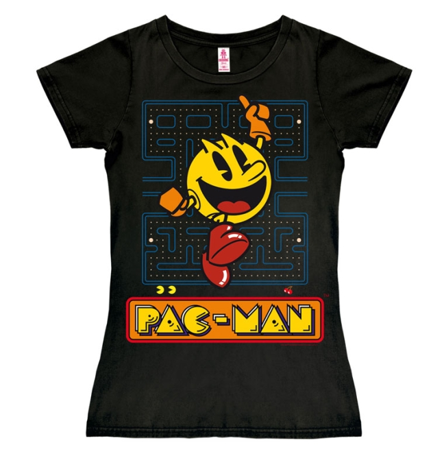 PAC-MAN - JUMPING