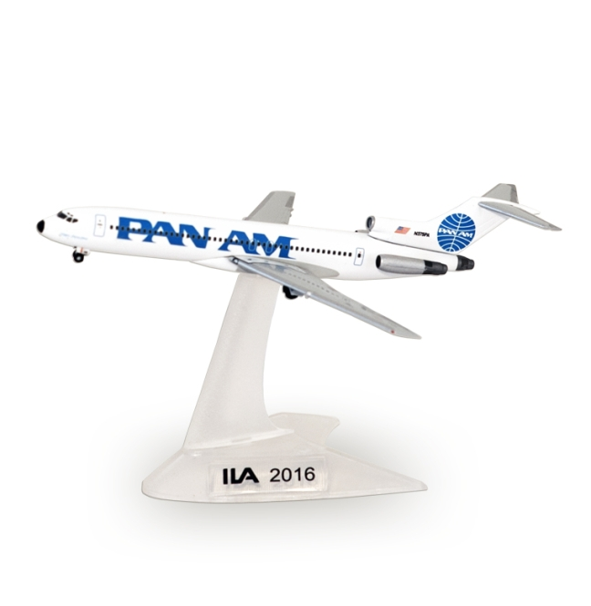 PAN AM PLANE MODEL Boeing 727-