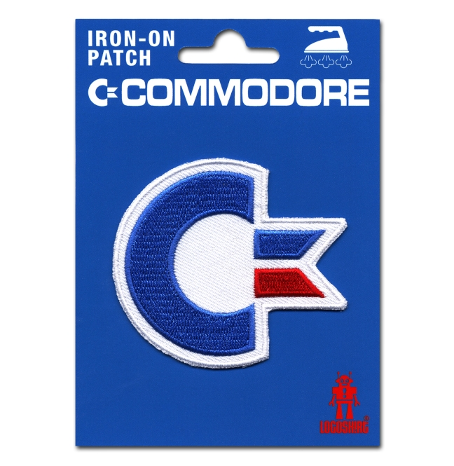 COMMODORE - LOGO