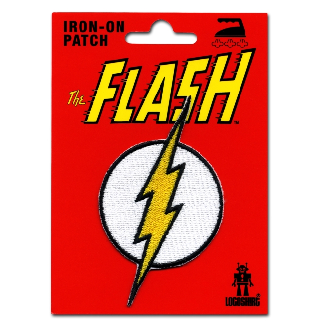 DC FLASH LOGO