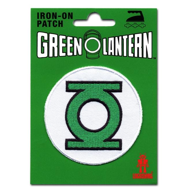 DC GREEN LANTERN LOGO