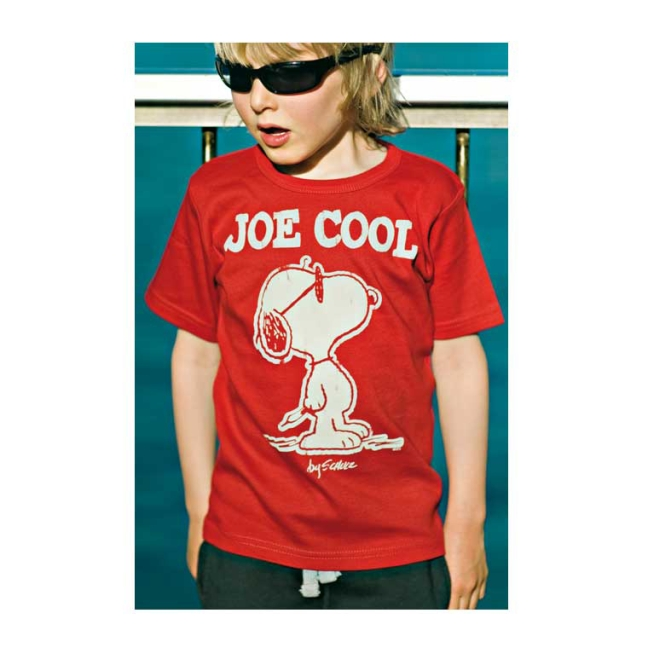 PEANUTS - JOE COOL black | 104