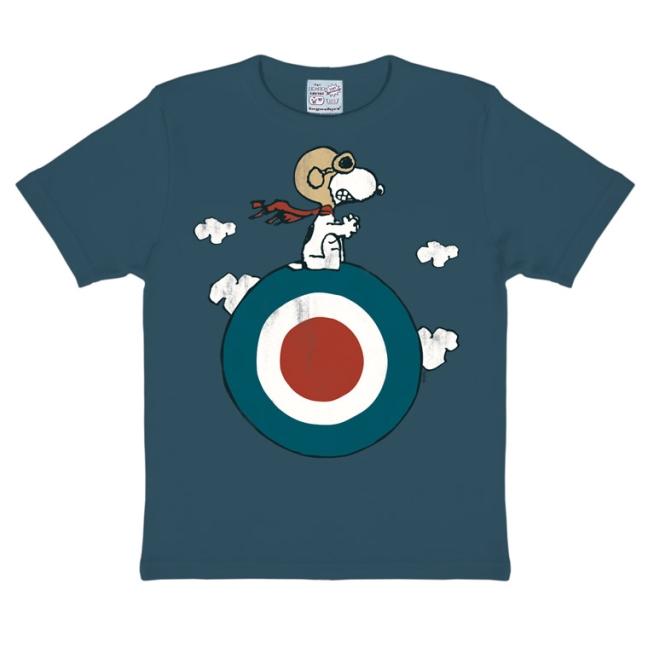 Peanuts - Snoopy/Target medium blue | 104